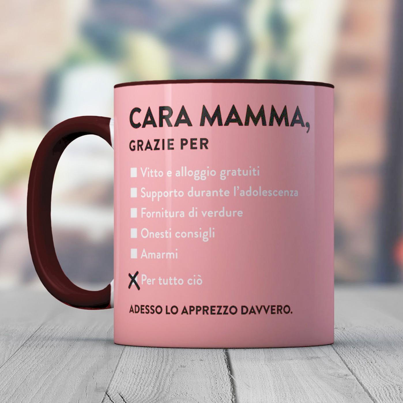 Regalo Per La Mia Mamma Supermamma