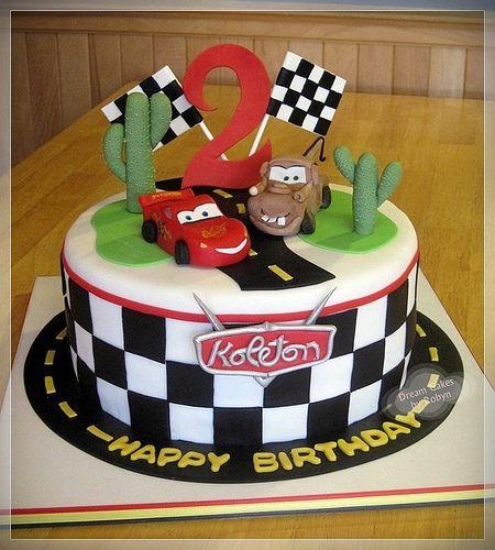 Festa Di Compleanno A Tema Cars 3 Supermamma