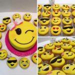 Festa di compleanno a tema emoji