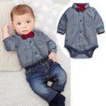 Idee per comprare vestiti a bambini appena nati